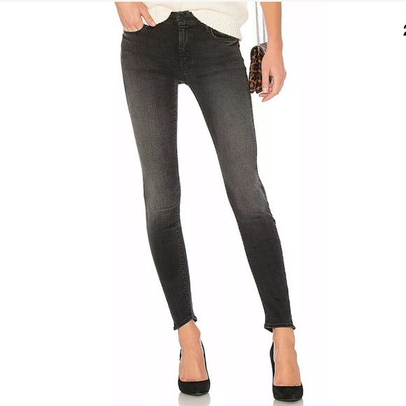 MOTHER Denim - NWOT Mother Night Hawk The Looker Skinny Jeans